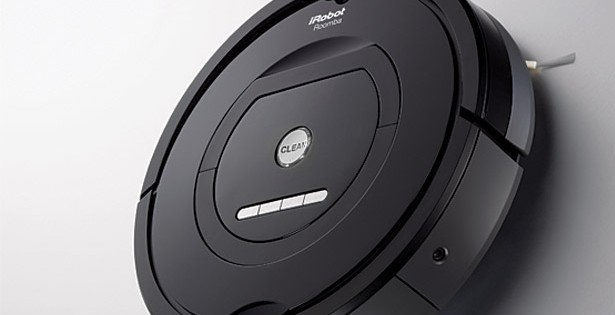 The iRobot 770 Automatic Vacuum Cleaner