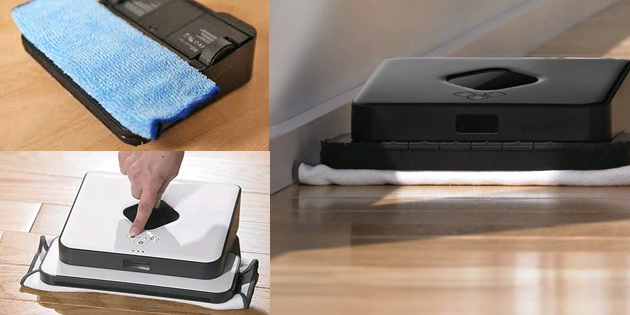 iRobot Braava 380t Floor Mopping Robot Review